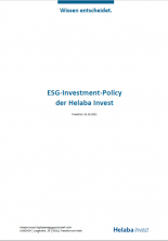 Investment-Policy